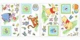 Winnie the Pooh muurstickers RMK1630SCS