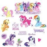 My Little Ponymuurstickers RMK3664SCS