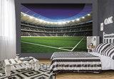 Voetbal stadion 2 fotobehang - V3