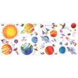 Ruimtevaart muurstickers Outer Space RMK1316SCS