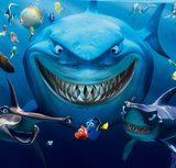 Finding Nemo poster Bruce H