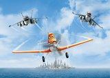 Disney Planes fotobehang L - Sky
