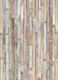 Fotobehang hout - Vintage wood