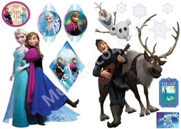 Disney Frozen muurstickers L