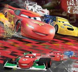 Cars fotobehang Speed