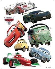 Cars Race muurstickers XL