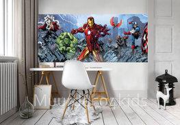 Avengers behang poster H