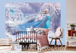 Frozen fotobehang Elsa Snow Queen