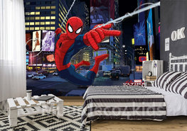 Ultimate Spiderman fotobehang XL