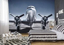 Douglas DC-3 fotobehang