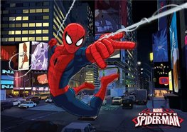 Spiderman behang Ultimate Spiderman XL