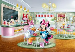 Minnie Mouse fotobehang L