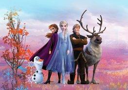 Frozen 2 fotobehang Iconic