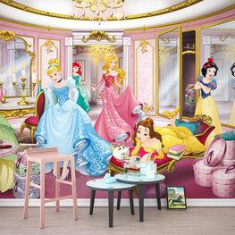 Disney Princess behang Mirror
