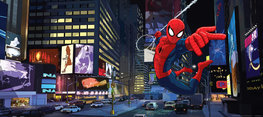 Spiderman behang poster H City