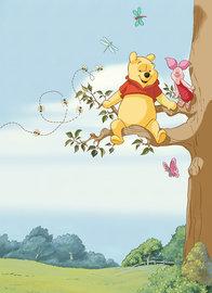 Winnie the Pooh behang Tree