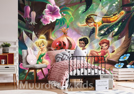 Disney Fairies behang XL