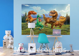 The Good Dinosaur behang V2