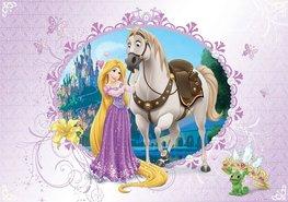 Rapunzel fotobehang Maximus XL