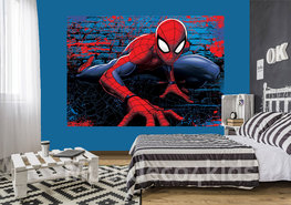 Spiderman fotobehang Marvel L