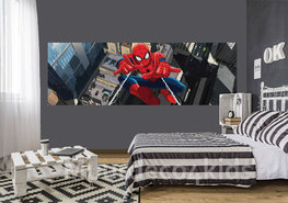 Spiderman behang poster H