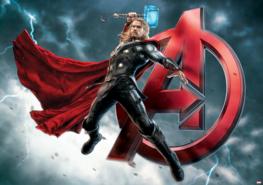 Thor vlies fotobehang XXL
