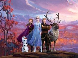 Frozen II vlies fotobehang