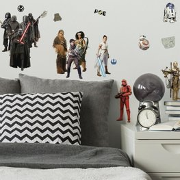 Star Wars IX muurstickers The Rise of Skywalker