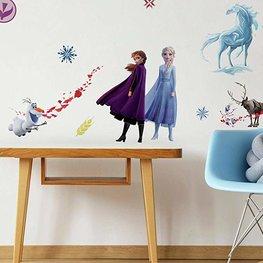 Frozen II muurstickers RoomMates