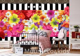 Melli Mello Style behang Flowers