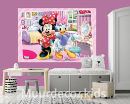 Minnie Mouse fotobehang V2