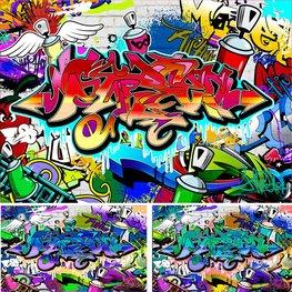Street Art Graffiti fotobehang