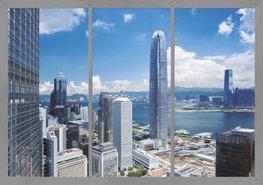 Fotobehang Skyline XL