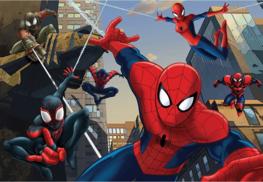 Spiderman fotobehang XXL