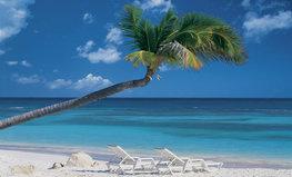 Strand fotobehang Ocean Breeze