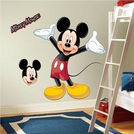 Mickey Mouse muursticker RMK
