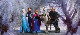 Frozen poster H
