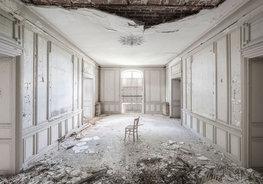 White Room II fotobehang Lost Places