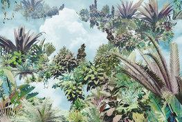 Jungle fotobehang Tropical Heaven