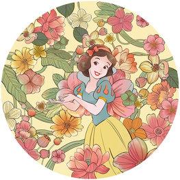 Behangcirkel Disney Princess Sneeuwwitje