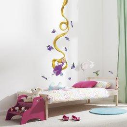 Rapunzel muursticker XXL