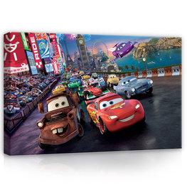 Disney Cars canvas schilderij 60 x 40 cm