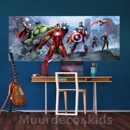 Avengers poster behang H