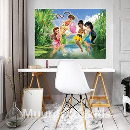 Disney Fairies behang poster