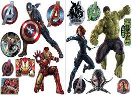 Avengers muurstickers L