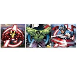 Avengers canvas set A