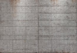 Fotobehang beton - Concrete blocks