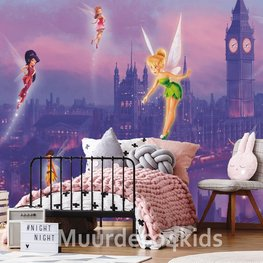 Disney Fairies fotobehang Londen XL