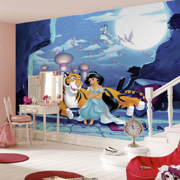Disney Princess fotobehang Jasmine