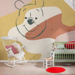 Winnie the Pooh behang Bee